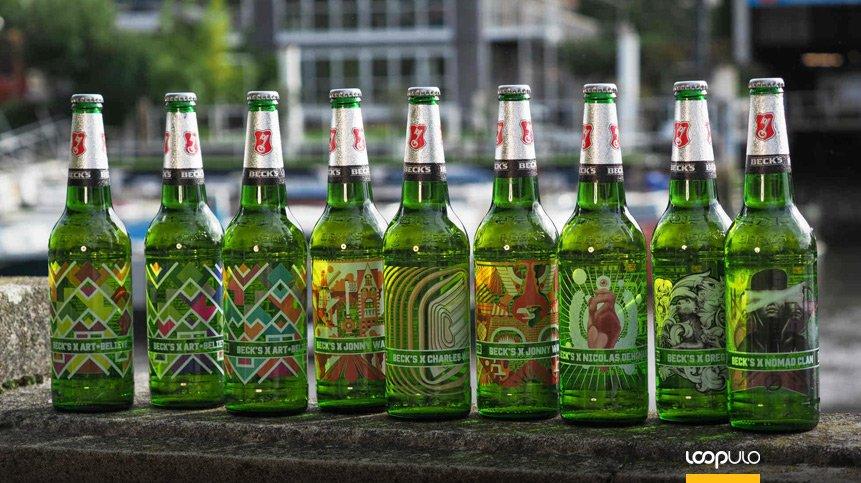 GITEC de AB InBev va a revolucionar el etiquetado de cervezas – Loopulo