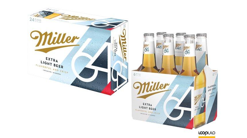 Miller64, una lager extra light con tan solo 64 calorías – Loopulo