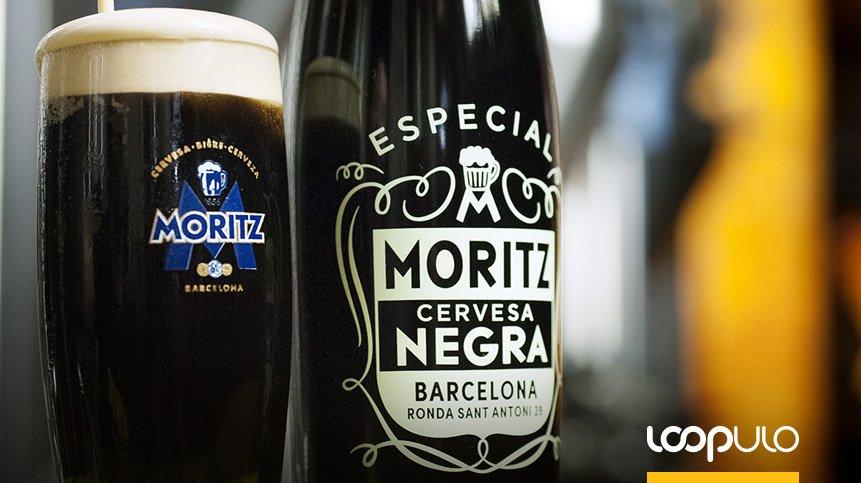 La Moritz Negra, una cerveza de edición muy limitada