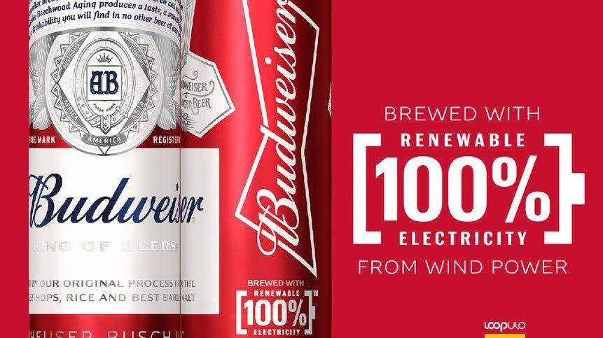 AB InBev y BayWa r.e. elaborarán Budweiser sólo con energía solar – Loopulo