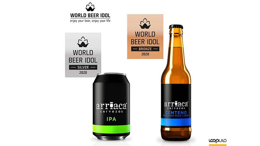 World Beer Idol 2020 premia con dos medallas a Arriaca – Loopulo