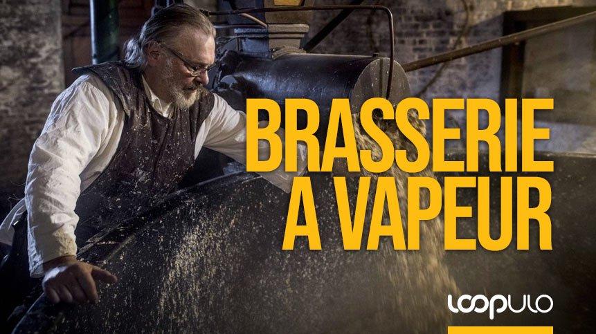 Brasserie a Vapeur, la cervecera belga que aún elabora a vapor