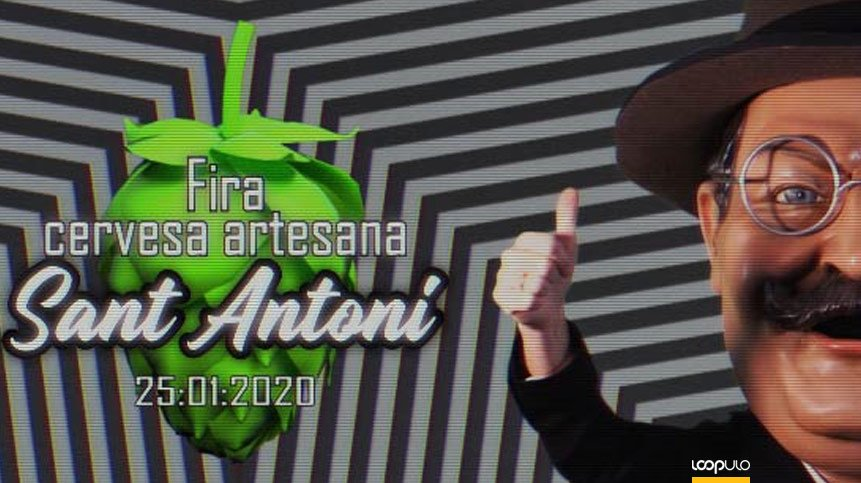 Feria Cerveza Artesana Sant Antoni – Loopulo