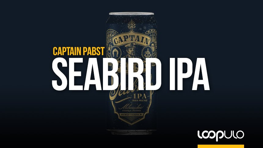 Seabird IPA, la nueva cerveza artesanal de Pabst Brewing