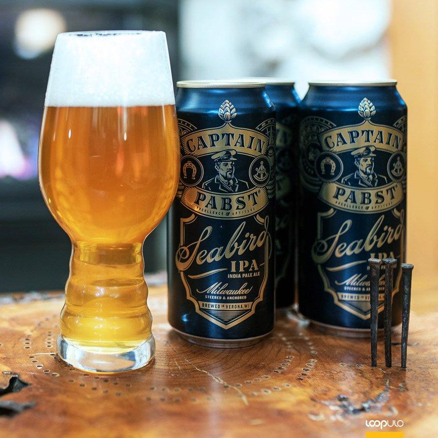 Seabird IPA, la nueva cerveza artesanal de Pabst Brewing – Loopulo