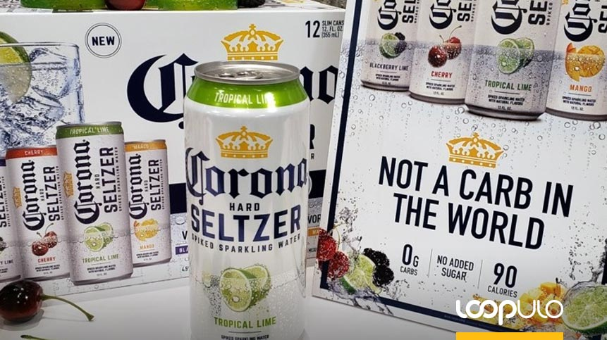 Constellation Brands apuesta por Corona Hard Seltzer en 2020