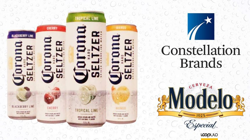 Constellation Brands apuesta por Corona Hard Seltzer en 2020 – Loopulo