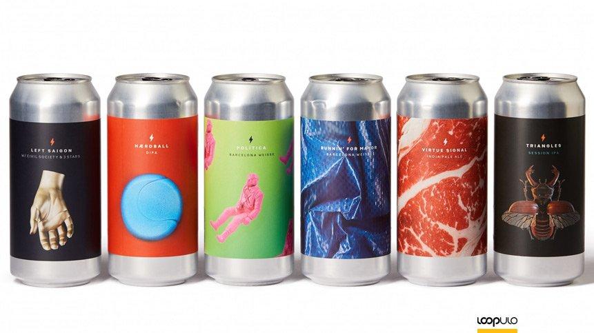 Cervezas de Garage Beer Co. – Loopulo
