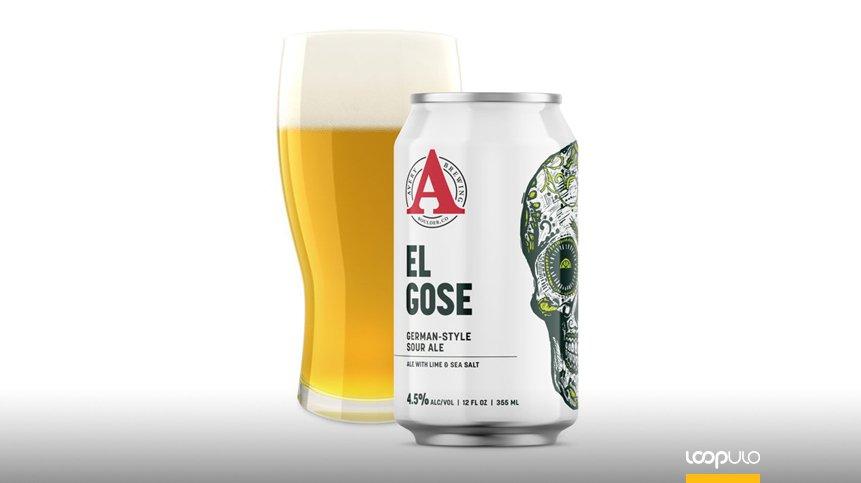El Gose, German Style Sour Ale, Avery Brewing – Loopulo