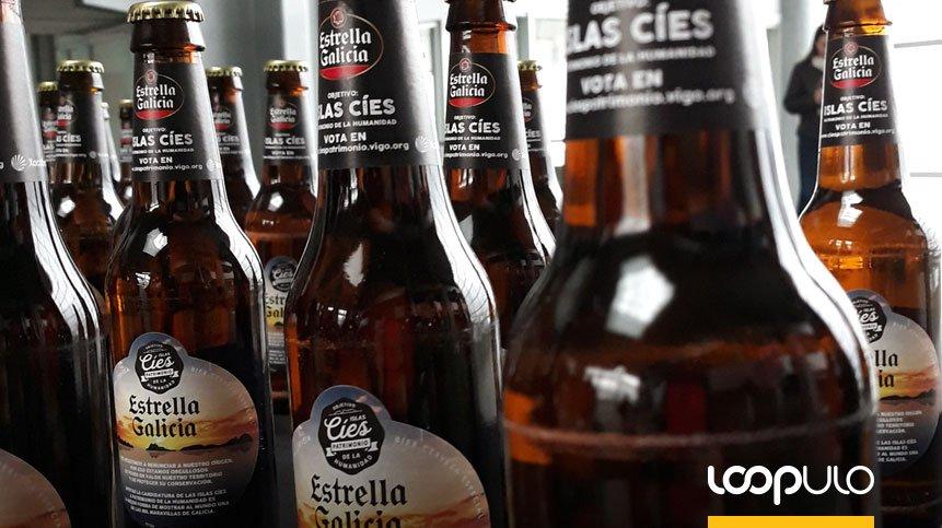 Estrella Galicia rinde homenaje a las Islas Cíes con su nueva edición especial