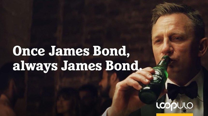 Daniel Craig protagoniza el nuevo spot de Heineken® con motivo de su nueva película