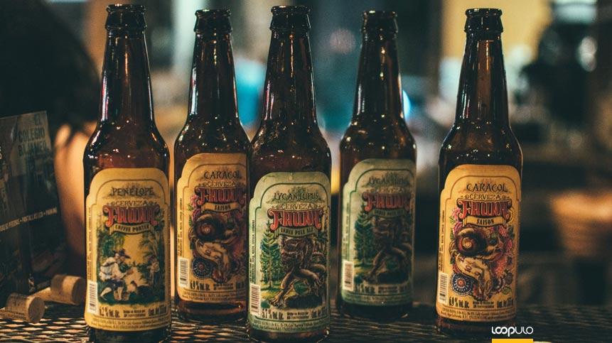 Cervecería Fauna – Loopulo