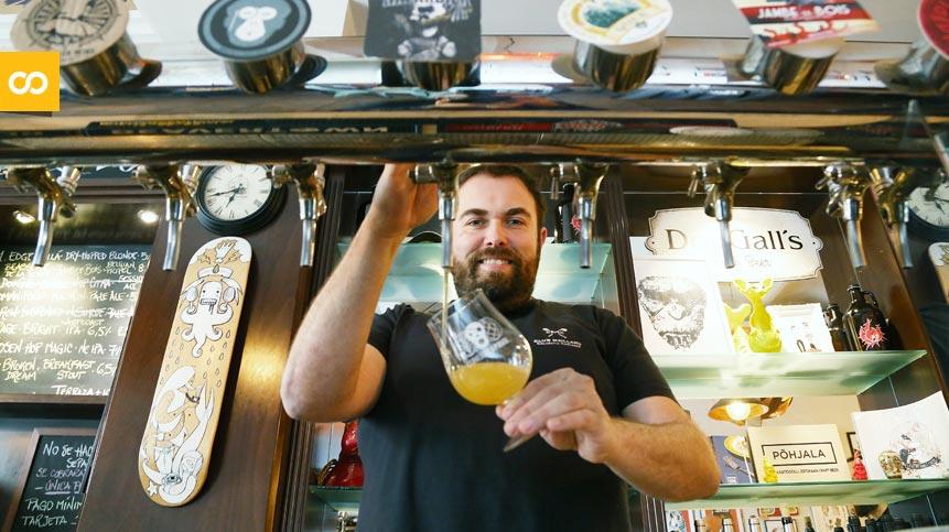 Mikel Rius, director de Barcelona Beer Festival – Loopulo