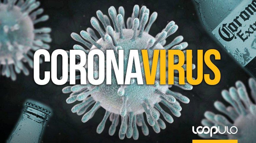 Coronavirus es una cosa y la cerveza Corona otra
