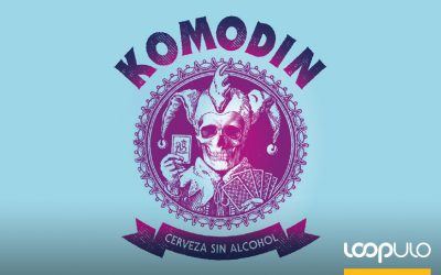 DARK KOMODIN, la primera cerveza negra sin alcohol nacional