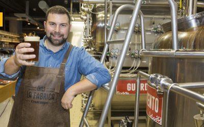 Juan Navarro: «La nueva fábrica de Cruzcampo de Sevilla va a ser 'la catedral de la cerveza'»