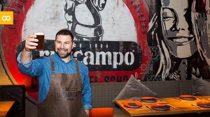 Entrevista a Juan Navarro, maestro cervecero de Cruzcampo – Loopulo