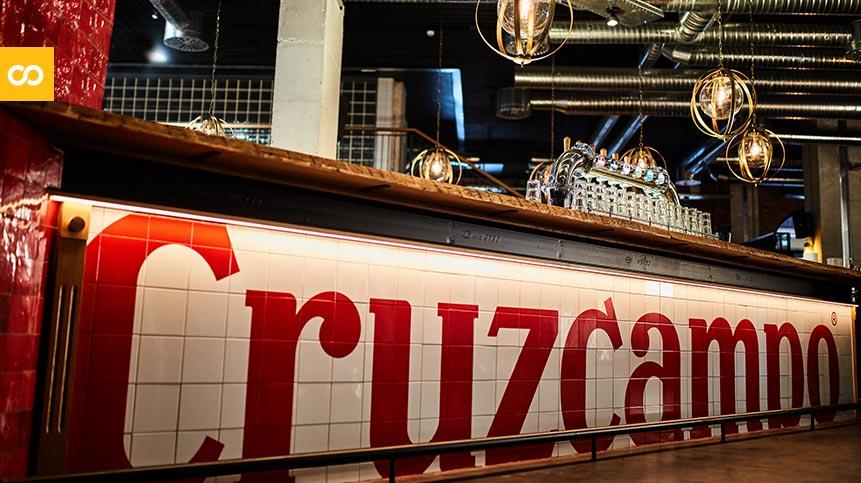 La Fábrica de Cruzcampo en Málaga – Loopulo