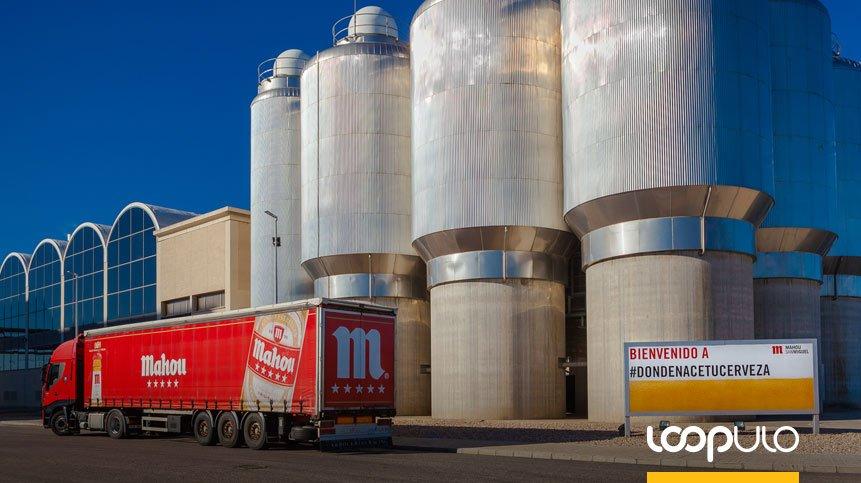 Mahou creará 400 nuevos puestos de trabajo con su nueva plataforma logística en Alovera