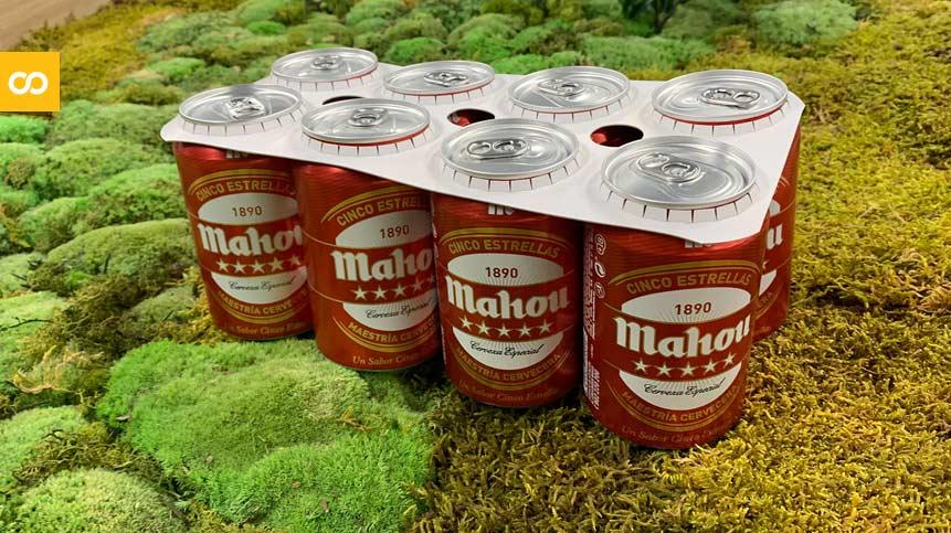 Mahou San Miguel elimina el plástico de sus envases – Loopulo
