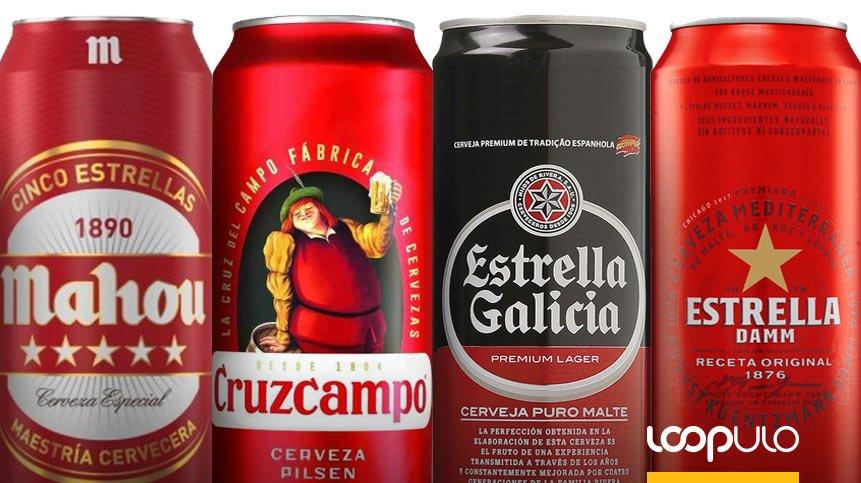 Mahou, Cruzcampo, Estrella Galicia y Damm se sitúan entre las mejores marcas españolas de 2019