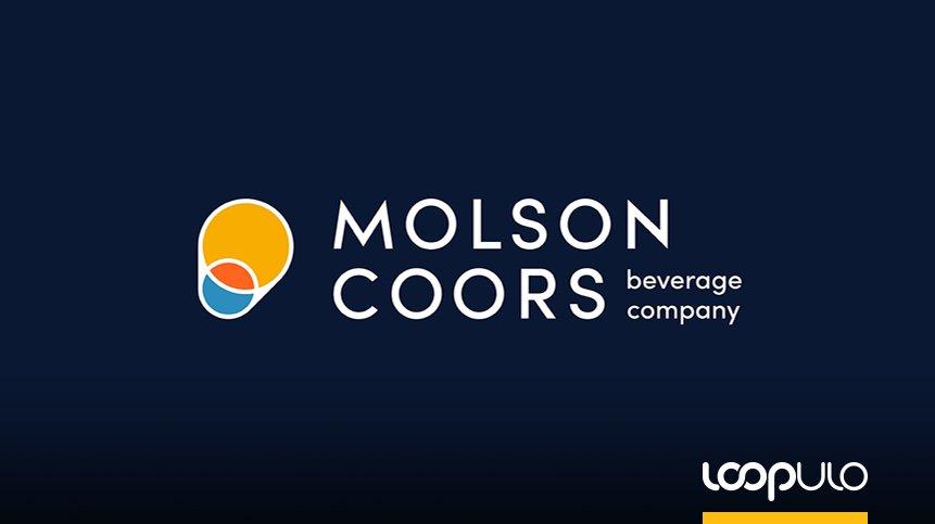 Molson Coors Beverage Co renueva su identidad corporativa – Loopulo