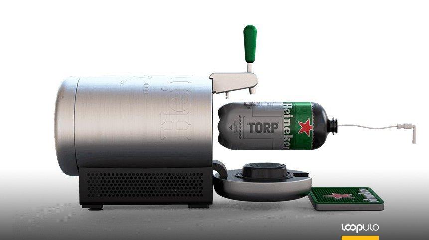 THE SUB, el tirador de cervezas doméstico, y sus cervezas TORP – Loopulo