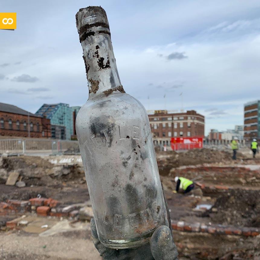 Hallan 600 botellas de cerveza del siglo XIX [contaminadas] – Loopulo