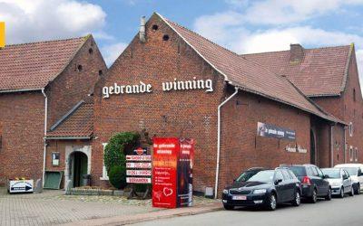 De Gebrande Winning: Mejor restaurante cervecero, según RateBeer