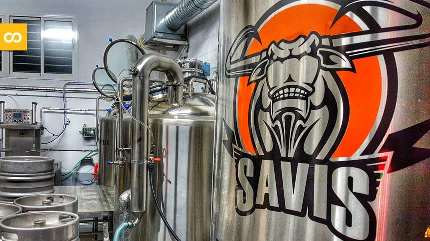 Fábrica de cervezas Savis – Loopulo