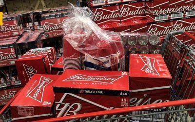 La cerveza se impone en la cesta de la compra durante la cuarentena