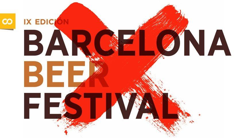 Se cancela el Barcelona Beer Festival 2020 – Loopulo