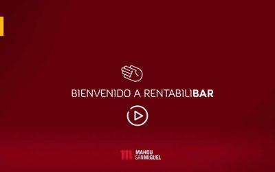 Mahou San Miguel apoya a la Hostelería con Rentabilibar