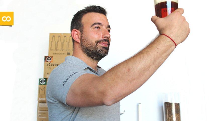 Pedro Rodríguez, Director de Operaciones de Cervezanía – Loopulo