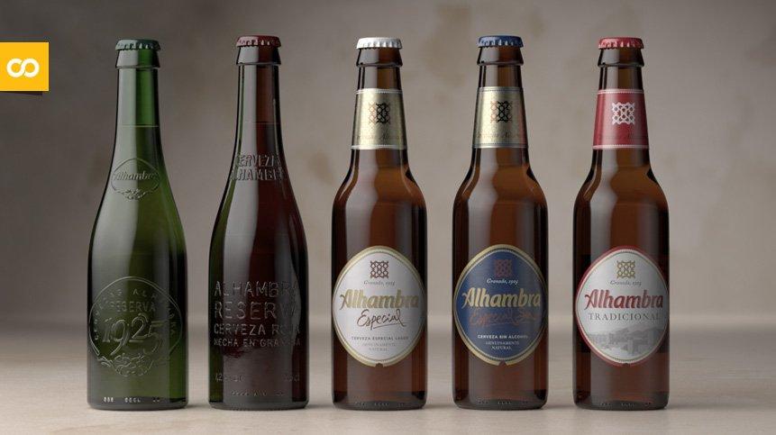 Cervezas Alhambra – Loopulo