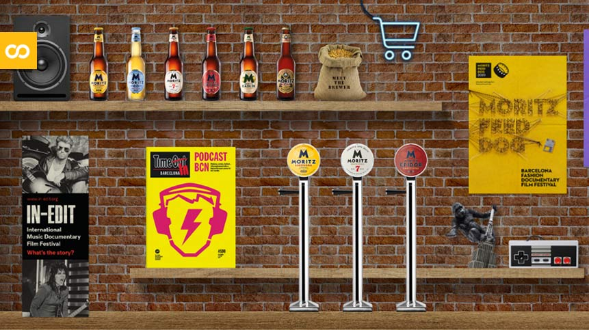 Bar Virtual Moritz abre sus puertas (durante la cuarentena) – Loopulo