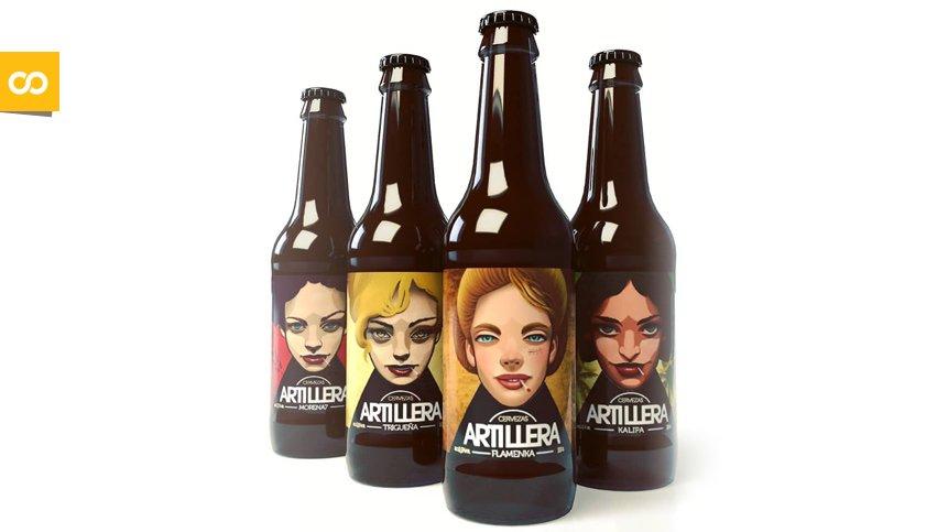 MORENA7, de Cervezas Artillera se trae el bronce del Barcelona Beer Challenge 2020 – Loopulo