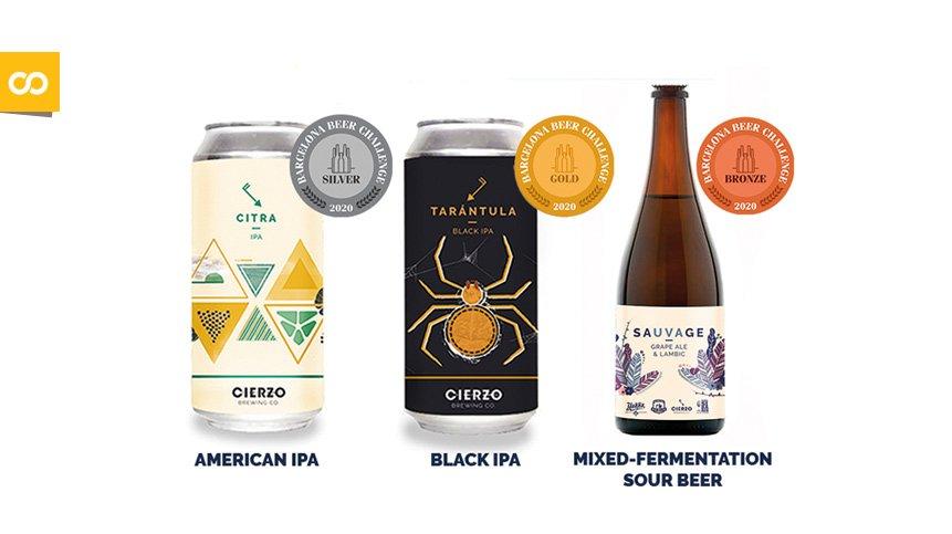 Cierzo Brewing Co., mejor cervecera novel en Barcelona Beer Challenge – Loopulo