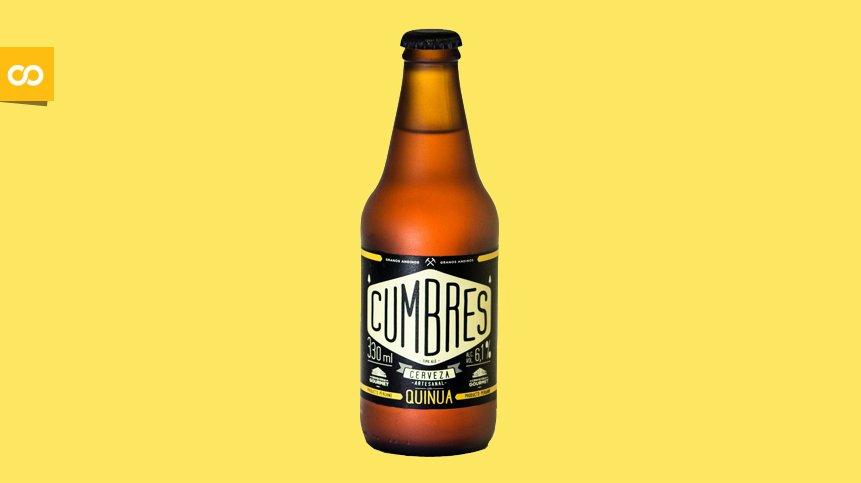Quinua, de Cervezas Cumbres – Loopulo