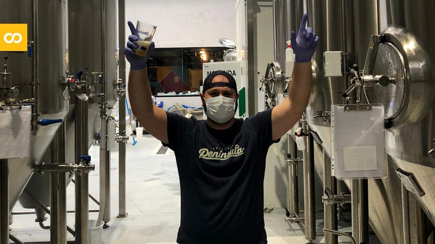 Entrevista a Román Jové, Cervecera Península | Loopulo