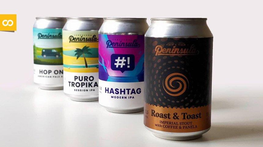 Cervecera Península | Loopulo