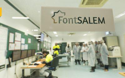 Font Salem dona 500 batas a la comunidad sanitaria