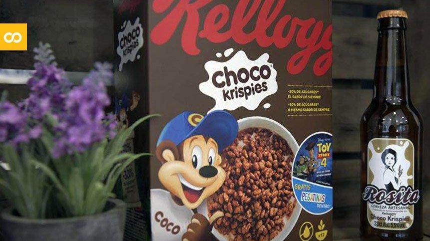 Rosita Kellogs Choco Krispies – Loopulo