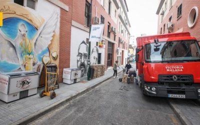 Cervezas Victoria amplía la donación de agua y cesión de materiales