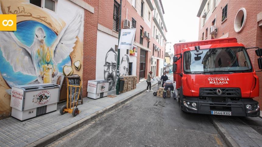 Cervezas Victoria amplía la donación de agua y cesión de materiales – Loopulo