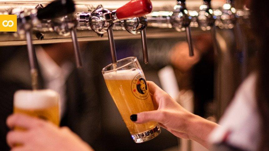 8 PM, una cerveza de Cervezas La Virgen para homenajear a los sanitarios | Loopulo