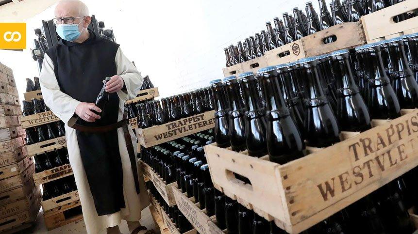 Westvleteren, la mejor cerveza del mundo sobrevive a la pandemia | Loopulo