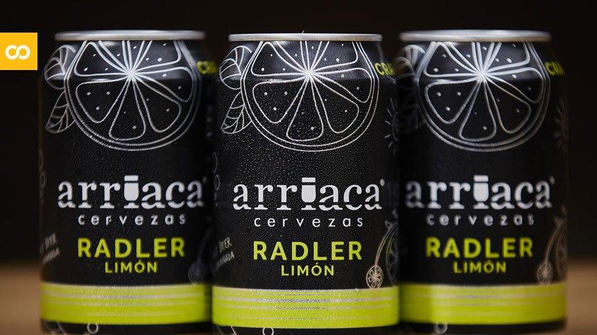 Arriaca incorpora una cerveza radler artesana a su portfolio   Loopulo