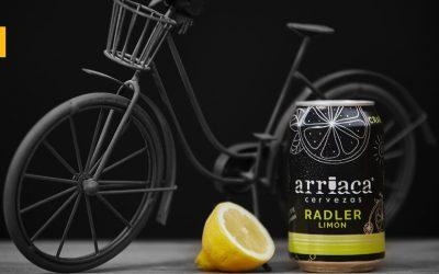 Arriaca incorpora una cerveza radler artesana a su portfolio