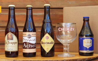 I Cata online de cervezas trapenses organizada por Bierwinkel